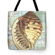 Nautical Journey-c Tote Bag