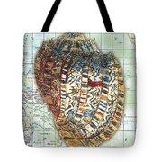 Nautical Journey-d Tote Bag
