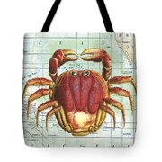 Nautical Journey-g Tote Bag