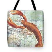 Nautical Journey-i Tote Bag