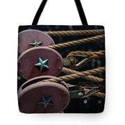 Nautical Ties Tote Bag