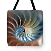 Nautilus Impression Tote Bag