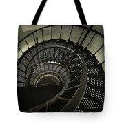 Nautilus Stairway Tote Bag