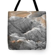 Navaho Badlands Tote Bag