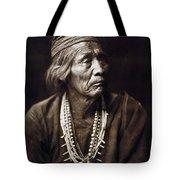 Navajo Medicine Man, C1904 Tote Bag