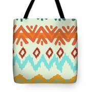 Southwest Pattern I Tote Bag