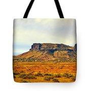 Navajo Nation Monument Valley Tote Bag