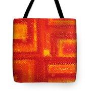 Navajo Rug Original Painting Tote Bag