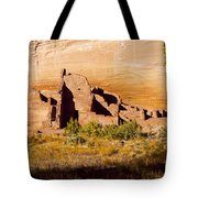 Navajo Ruins Tote Bag