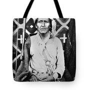 Navajo Shaman, C1880 Tote Bag