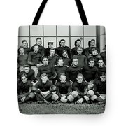 Navy Football 1913 Tote Bag