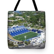 Navy Marine Corps Memorial Stadium Tote Bag