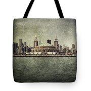 Navy Pier Tote Bag