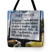 Nc-b2 Fort Huger Tote Bag