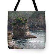 Neah Bay At Cape Flattery II Tote Bag
