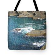 Neah Bay At Cape Flattery Tote Bag