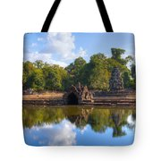 Neak Poan Temple Tote Bag