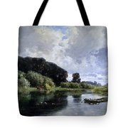 Near Friesland Tote Bag