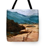 Near La Veta Tote Bag
