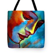 Near To The Heart Tote Bag