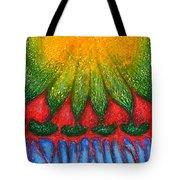 Nearer Sun Tote Bag