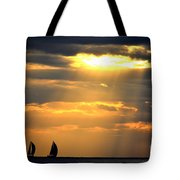 Nearly Home For The Night Tote Bag
