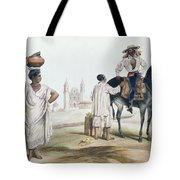 Nebel Mexican Peddlers Tote Bag