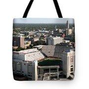 Nebraska Cornhuskers Stadium Lincoln Tote Bag