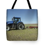 Nebraska Farming Tote Bag