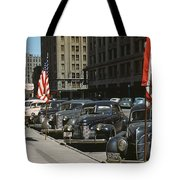 Nebraska Lincoln, 1942 Tote Bag