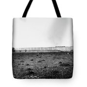 Nebraska Railroad Trestle Tote Bag