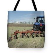 Nebraska Wheat Field Tote Bag