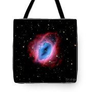 Nebula And Stars Nasa Tote Bag