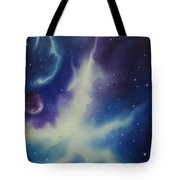 Nebulae Ngc -1014 Tote Bag