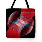 Nebulous 1 Tote Bag by Angelina Vick