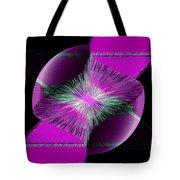 Nebulous 2 Tote Bag by Angelina Vick