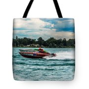 Neck And Neck Tote Bag