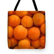 Nectarines Tote Bag
