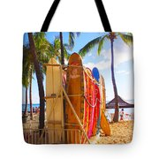Need A Surfboard Tote Bag