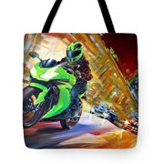 Need For Speed Tote Bag