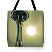 Needle In A Cloud Stack Tote Bag