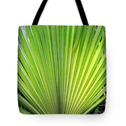 Needle Palm Tote Bag