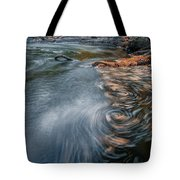 Needles In Motion Tote Bag