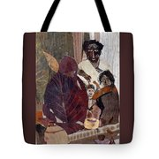 Needy Family Tote Bag