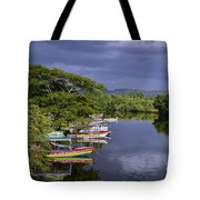 Negril River Tote Bag
