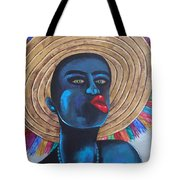 Negrito In Carnival Tote Bag