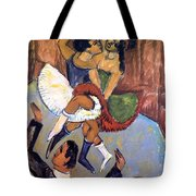 Negro Dance Tote Bag
