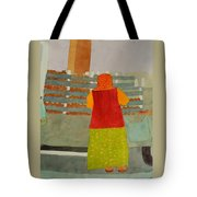 Neighborhood Shopping In Istanbul Tote Bag