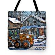 Neighbourhood Snowplough 2 Tote Bag