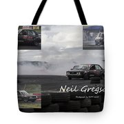 Neil Gregson Tote Bag
